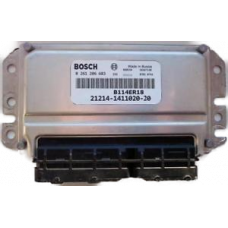 Leistungsoptimierung Steuergerät Lada Kalina Euro 4 mit dem Motorsteuergerät Bosch M7.9.7+