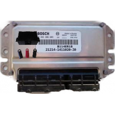Kombipaket Leistungsoptimierung+Wegfahrsperrenservice Lada Niva Euro 4 mit dem Motorsteuergerät Bosch M7.9.7+